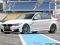 2015 BMW M3 G-Power