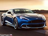 2017 Aston Martin Vanquish S = 324 км/ч. 603 л.с. 3.5 сек.