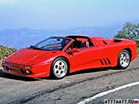 1995 Lamborghini Diablo VT Roadster