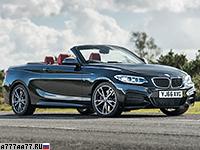 2016 BMW M240i Cabrio (F23)