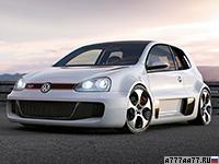 2007 Volkswagen Golf GTI W12 650 Concept