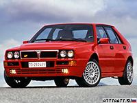1993 Lancia Delta HF Integrale Evoluzione