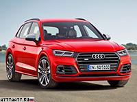 2017 Audi SQ5 3.0 TFSI