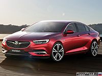 2018 Holden Commodore (NG)