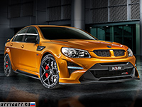 2017 Holden Commodore HSV GTS-R W1 (VFII) = 335 км/ч. 645 л.с. 3.9 сек.