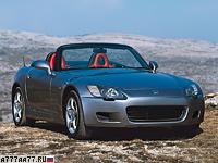1999 Honda S2000 = 240 км/ч. 241 л.с. 6.2 сек.
