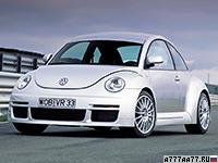 2001 Volkswagen New Beetle RSi