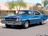 1970 Plymouth GTX 440 Super Commando Six Pack