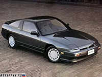 1991 Nissan 180SX 2.0 Turbo (S13)