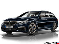 2018 BMW M550d xDrive Touring (G31)