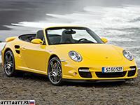 2007 Porsche 911 Turbo Cabriolet (997)