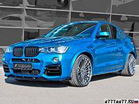 2017 BMW X4 M40i (F26) Hamann