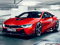 2017 BMW i8 AC Schnitzer ACS8 (I12)