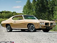 1970 Pontiac GTO 455 H.O.