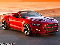 2016 Galpin Rocket Mustang Speedster