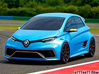 2017 Renault Zoe e-Sport
