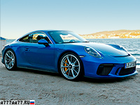 2018 Porsche 911 GT3 Touring Package (991)