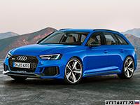 2018 Audi RS4 Avant (B9)