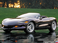 1992 Chevrolet Corvette Stingray III Concept