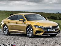 2017 Volkswagen Arteon 2.0 4Motion R-Line
