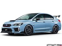 2018 Subaru WRX STi S208