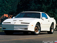 1989 Pontiac Firebird Trans Am Turbo