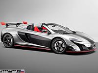 2017 McLaren MSO R Spider