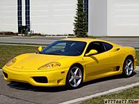 1999 Ferrari 360 Modena = 297 км/ч. 400 л.с. 4.5 сек.