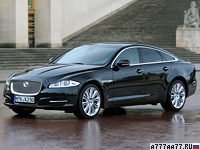 2009 Jaguar XJ Supersport
