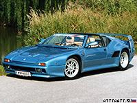1993 De Tomaso Pantera SI Targa by Pavesi