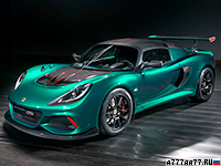 2018 Lotus Exige Cup 430