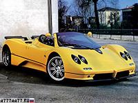 2003 Pagani Zonda S Roadster