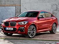 2019 BMW X4 M40d (G02)
