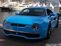 2018 Montecarlo Automobile (Tecno Montecarlo) R200