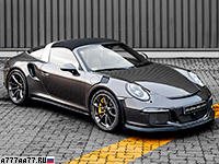 2018 Porsche 911 Targa 4 GTS McChip-DKR