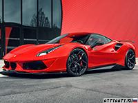 2018 Ferrari 488 GTB Pogea Racing FPlus Corsa