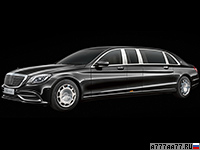 2019 Mercedes-Maybach S650 Pullman