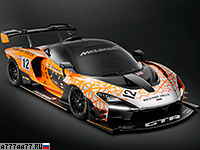 2019 McLaren Senna GTR