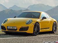 2018 Porsche 911 Carrera T (991.2)