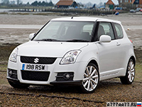 2005 Suzuki Swift Sport