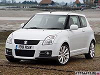 2005 Suzuki Swift Sport