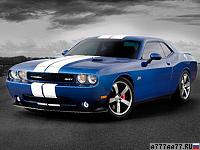 2011 Dodge Challenger SRT8 392 HEMI = 295 км/ч. 470 л.с. 4.5 сек.