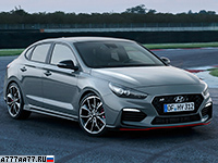 2019 Hyundai i30 Fastback N Performance