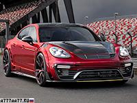 2017 Porsche Panamera Turbo Mansory