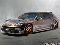 2018 Porsche Panamera Sport Turismo Mansory