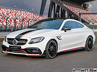 2018 Mercedes-AMG C63 Coupe Mansory