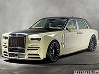 2018 Rolls-Royce Phantom VIII Mansory Bushukan Edition