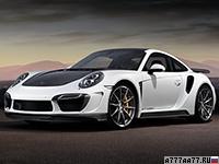 2015 Porsche 911 Turbo S TopCar Stinger GTR (991)