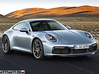 2019 Porsche 911 Carrera 4S (992)