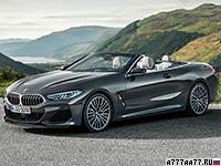 2019 BMW M850i xDrive Cabrio